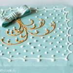 Медовый торт на день рождения
